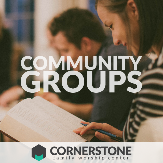 CFWC Community Groups