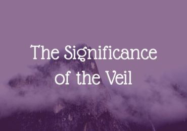 The Significance of the Veil