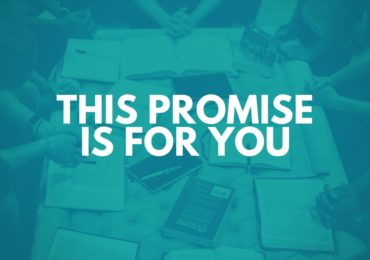 This Promise is for You