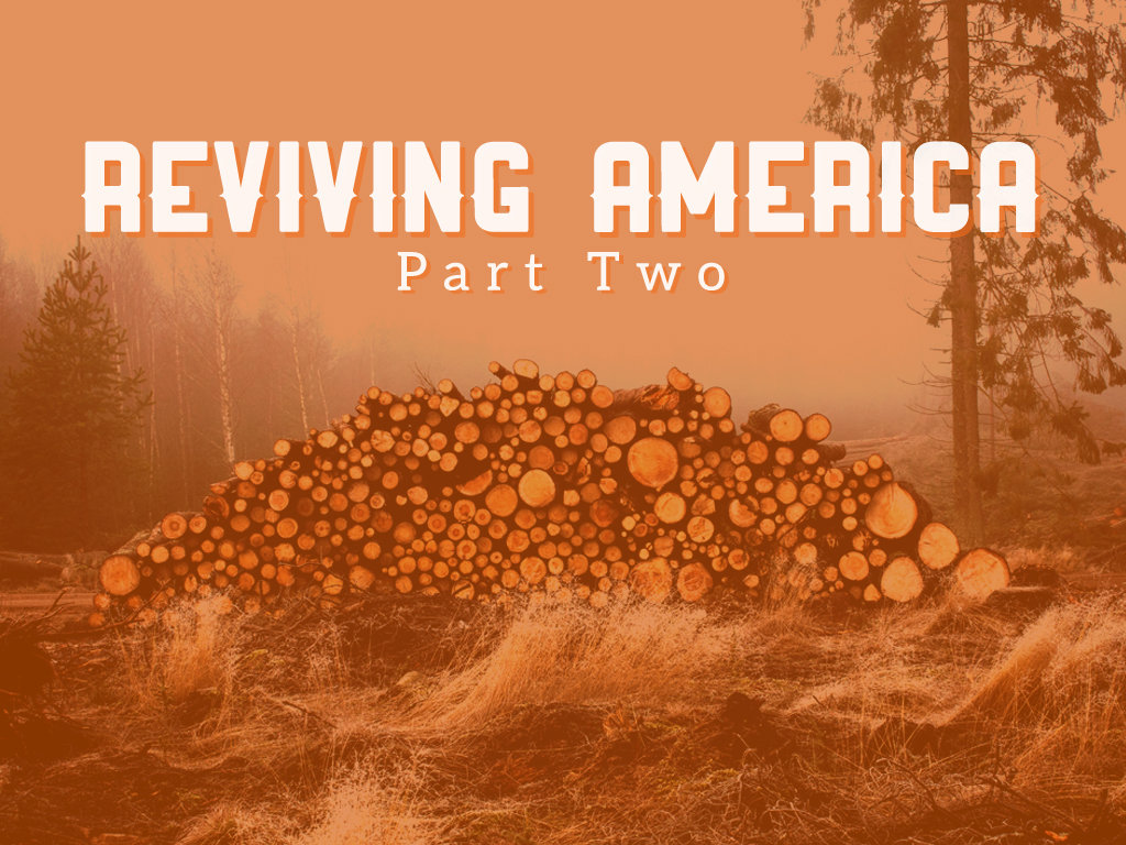 Reviving America – Part 2